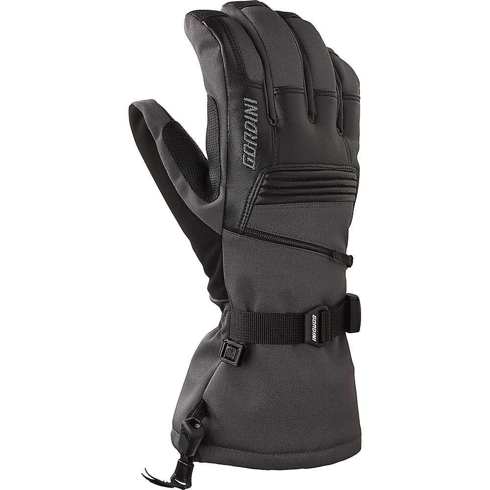 ゴルディーニ Gordini メンズ スキー・スノーボード グローブ【GTX Storm Trooper II Glove】Gunmetal/Black