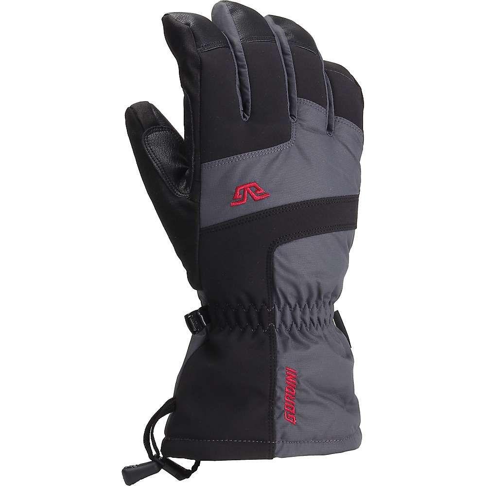 ゴルディーニ Gordini メンズ スキー・スノーボード グローブ【Veil Gloves】Gunmetal/Black