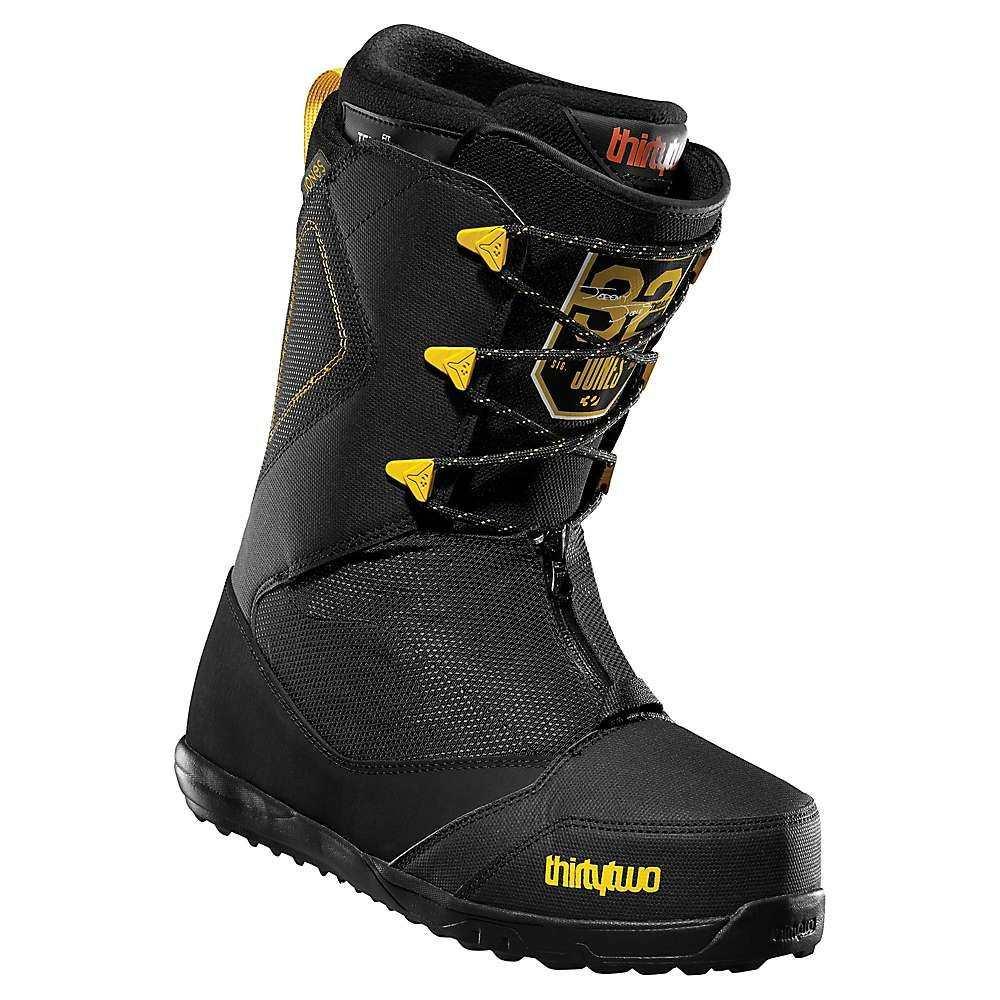 サーティーツー Thirty Two メンズ スキー・スノーボード シューズ・靴【Zephyr Jones Boot】Black/Yellow