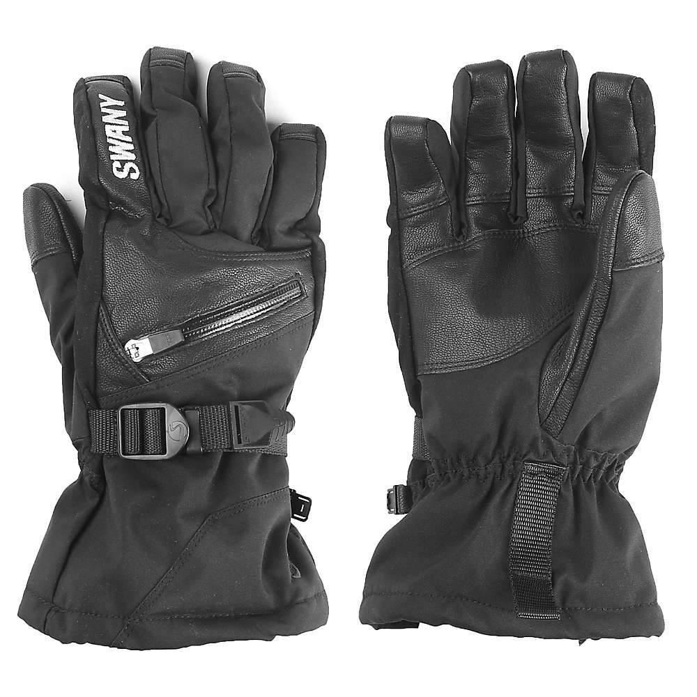 スワニー Swany メンズ スキー・スノーボード グローブ【X-ALT 3 in 1 Glove】Black