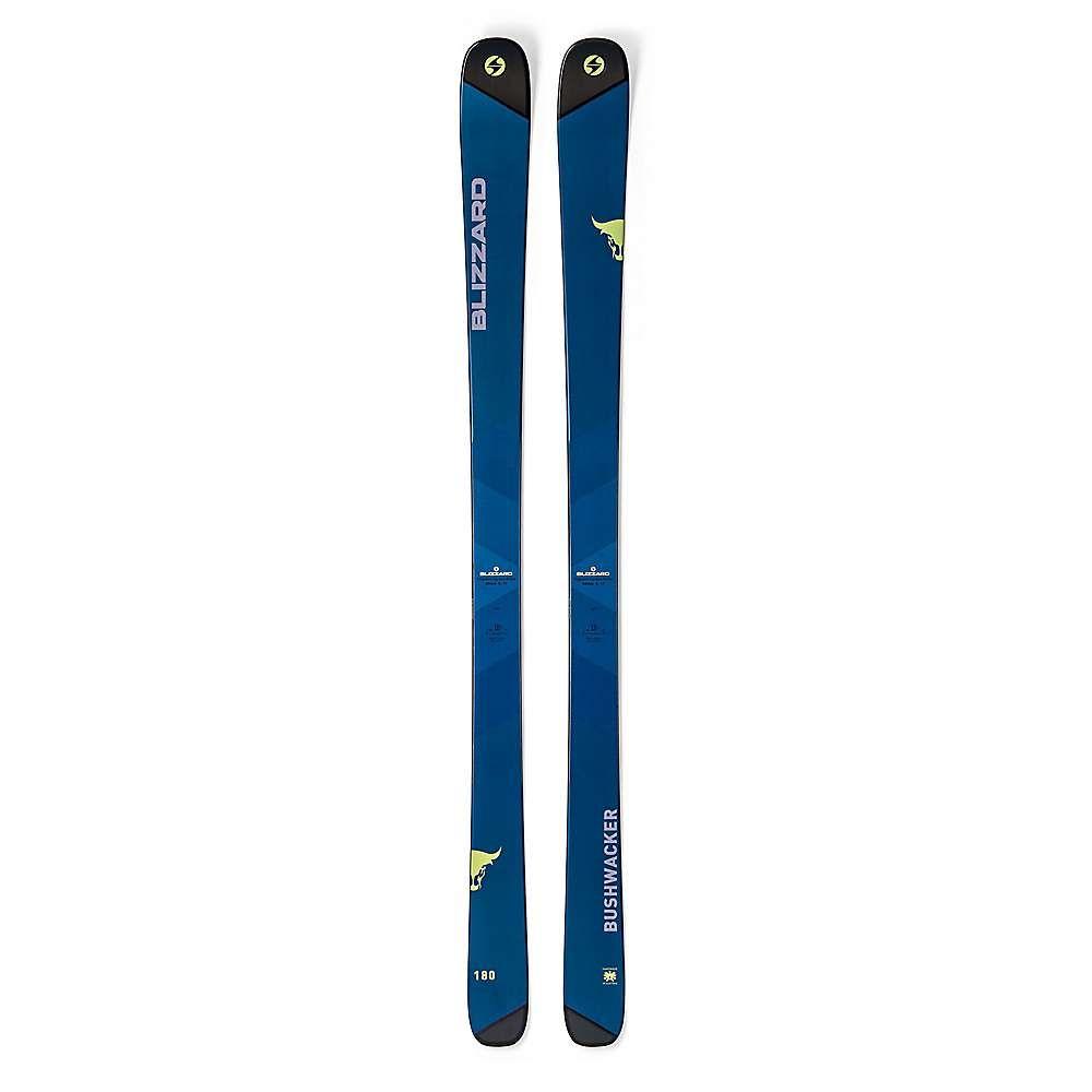 ブリザード Blizzard メンズ スキー・スノーボード ボード・板【Bushwacker Skis】Blue