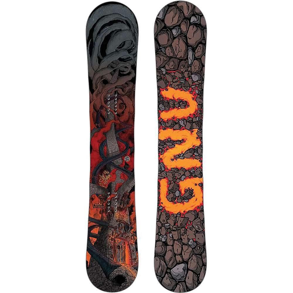 グヌ Gnu メンズ スキー・スノーボード ボード・板【GNU Billy Goat Snowboard】
