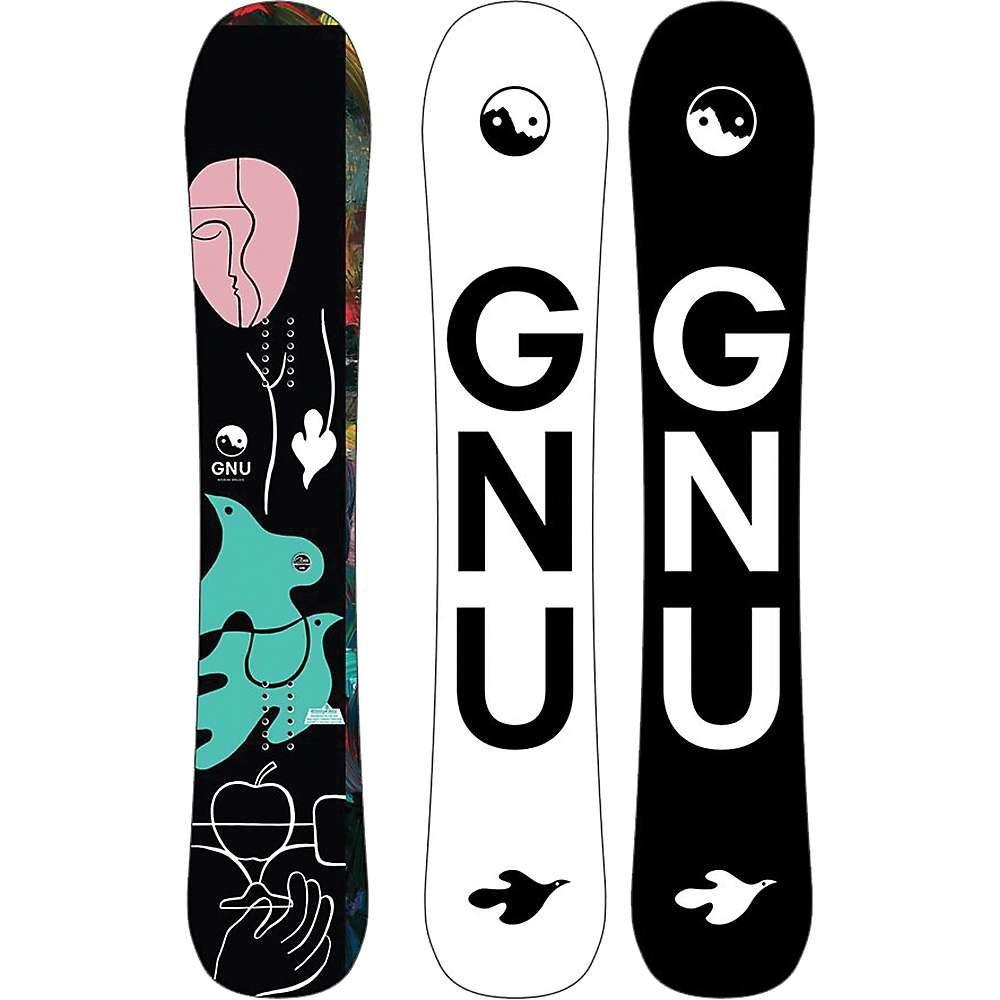 グヌ Gnu メンズ スキー・スノーボード ボード・板【GNU Mullair Snowboard】