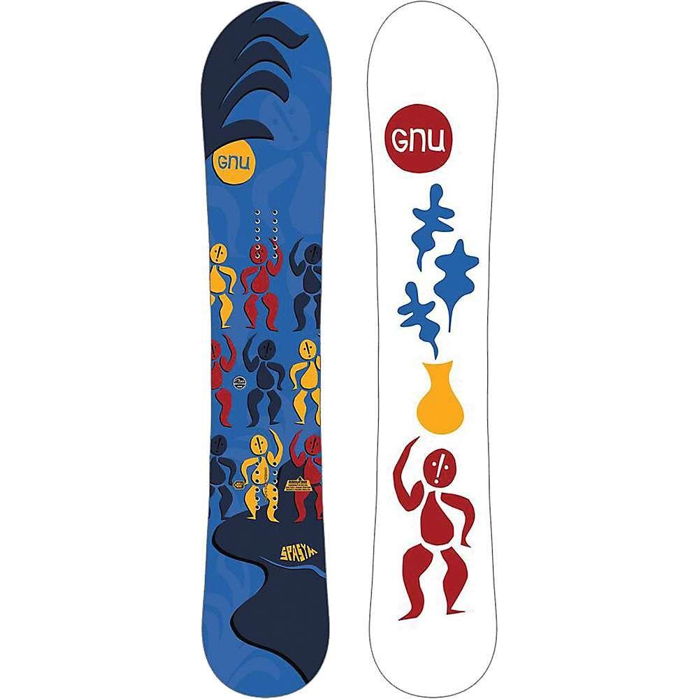 グヌ Gnu メンズ スキー・スノーボード ボード・板【GNU Spasym Snowboard - Regular】