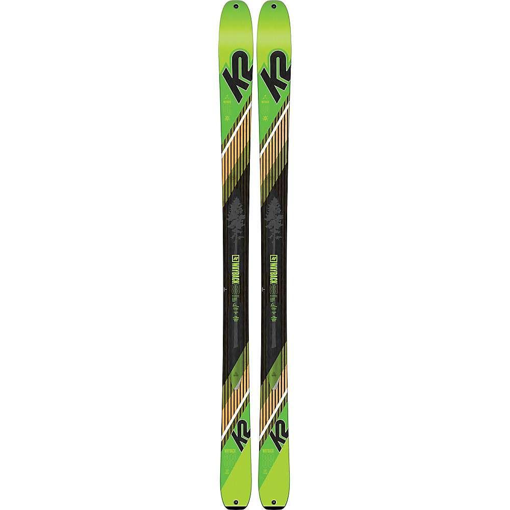 ケーツー K2 メンズ スキー・スノーボード ボード・板【Wayback 88 Ski】