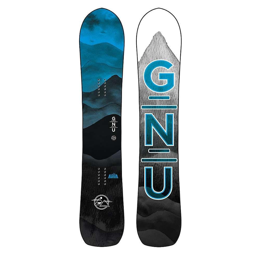 グヌ Gnu メンズ スキー・スノーボード ボード・板【GNU Antigravity Snowboard】