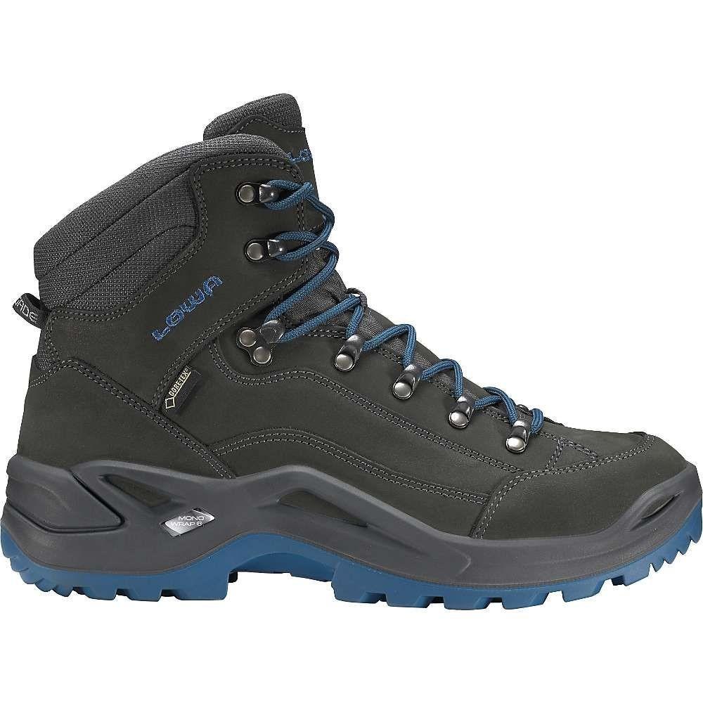 ローバー Lowa Boots メンズ ハイキング・登山 シューズ・靴【Lowa Renegade GTX Mid Boot】Anthracite/Denim
