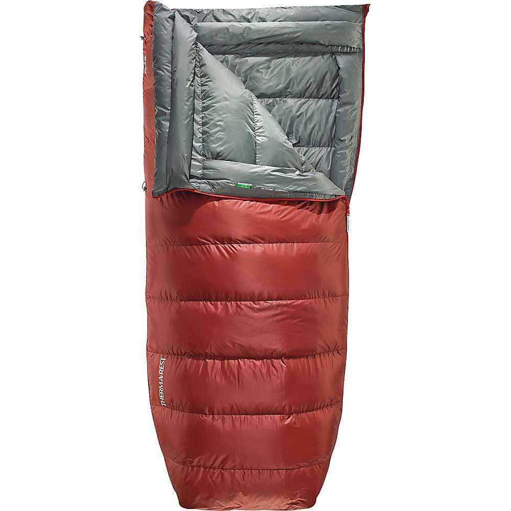 サーマレスト Thermarest メンズ ハイキング・登山【Therm-a-Rest Dorado HD Sleeping Bag】Rust