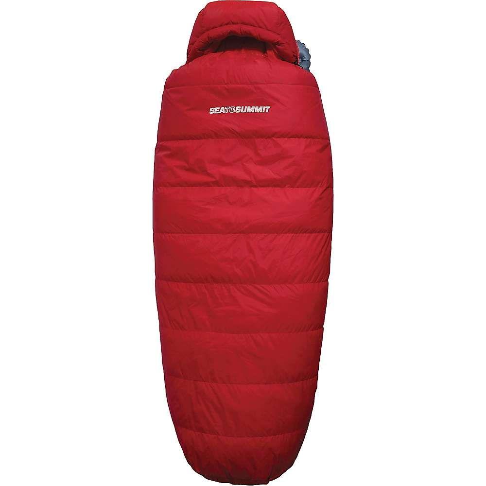 シー トゥ サミット Sea to Summit メンズ ハイキング・登山【Basecamp Bc I Sleeping Bag】