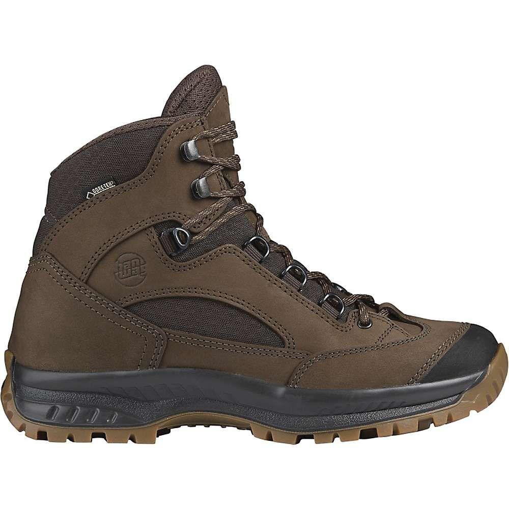 ハンワグ Hanwag メンズ ハイキング・登山 シューズ・靴【Banks II GTX Boot】Brown