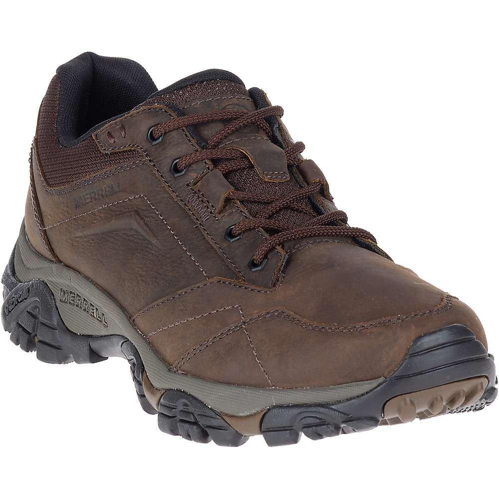 メレル Merrell メンズ ハイキング・登山 シューズ・靴【Moab Adventure Lace Shoe】Dark Earth