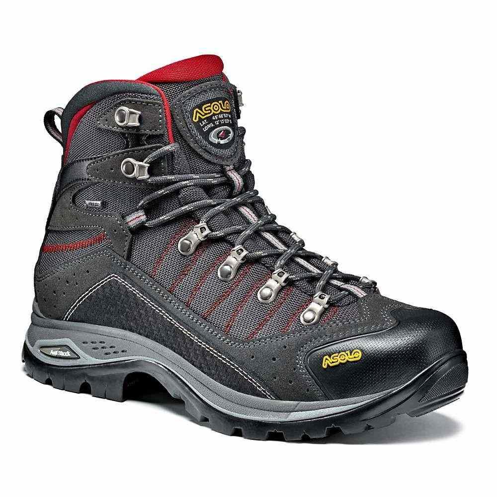 アゾロ Asolo メンズ ハイキング・登山 シューズ・靴【Drifter GV EVO Shoe】Graphite/Gunmetal