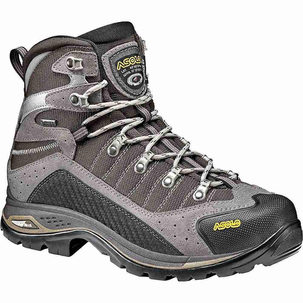 アゾロ Asolo メンズ ハイキング・登山 シューズ・靴【Drifter GV EVO Shoe】Cendre/Brown