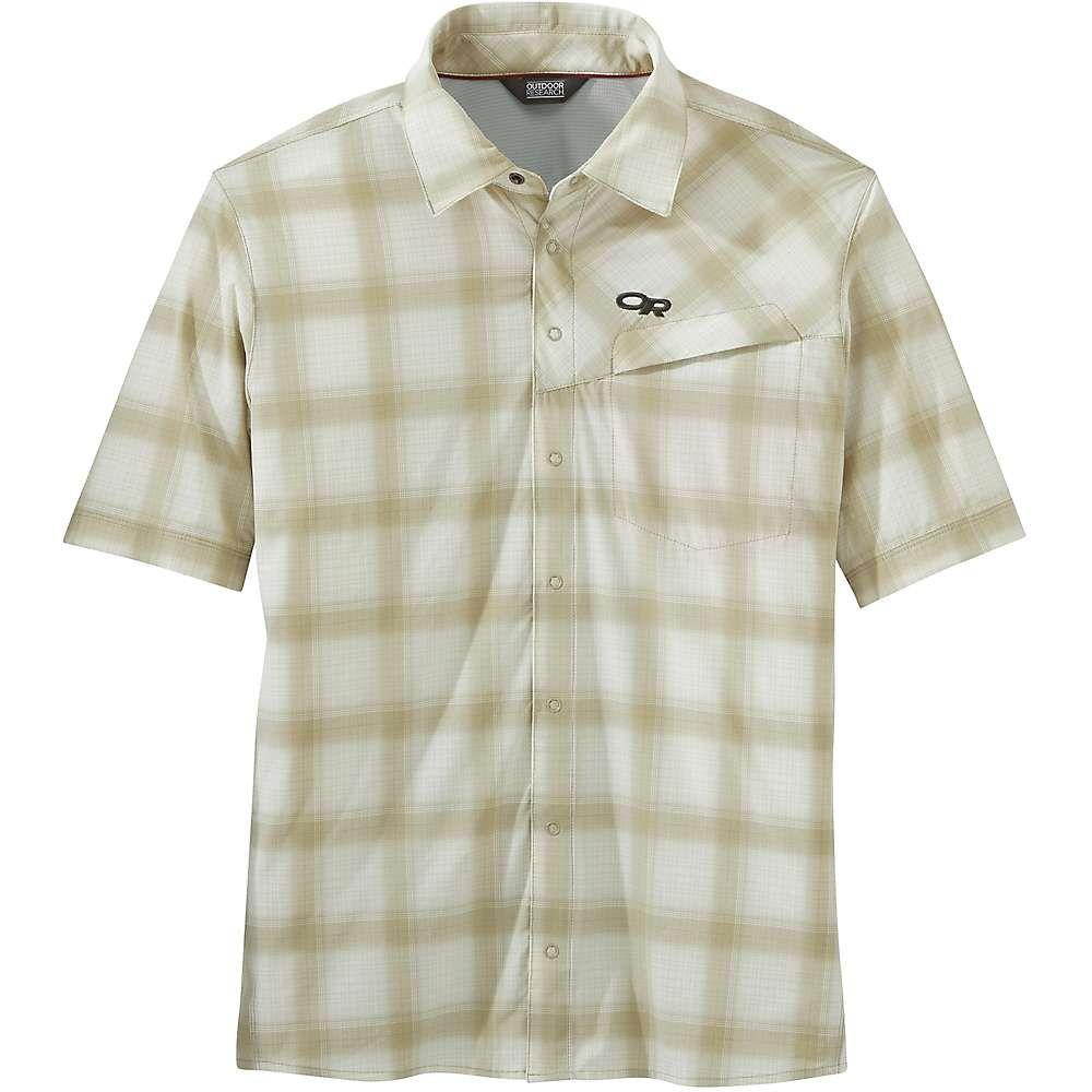 アウトドアリサーチ Outdoor Research メンズ ハイキング・登山 トップス【Astroman SS Sun Shirt】Hazelwood