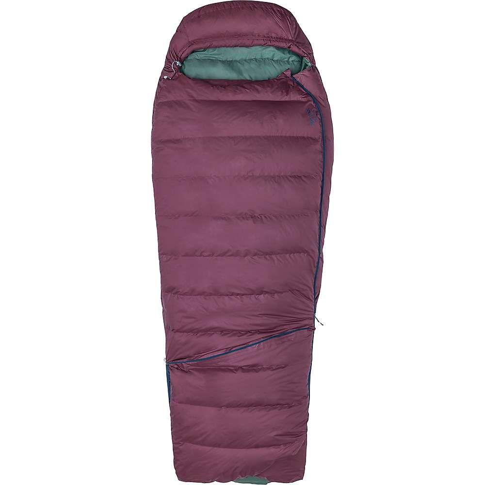 マーモット Marmot メンズ ハイキング・登山【Argon 25 Sleeping Bag】Burgundy/Total Eclipse
