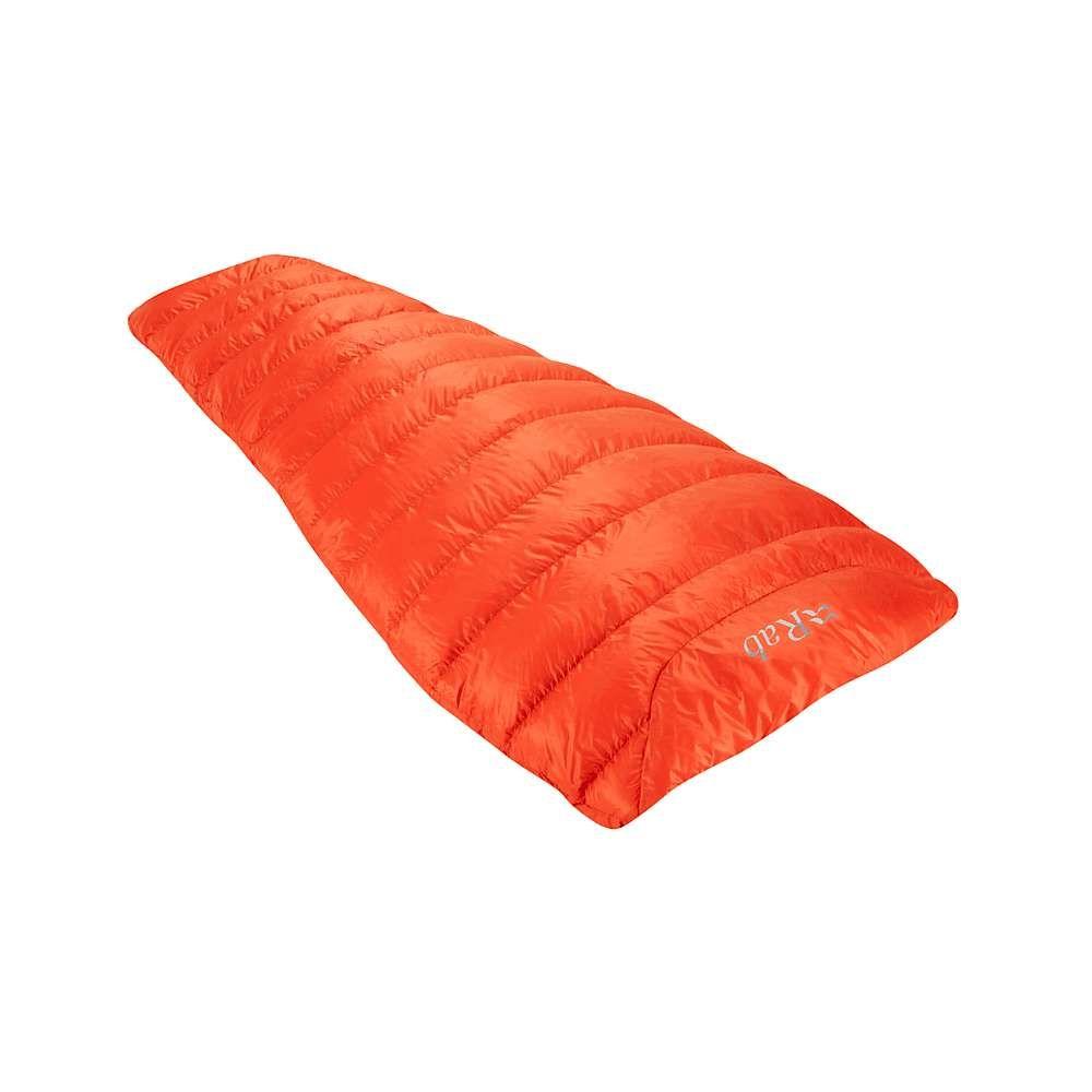 ラブ Rab メンズ ハイキング・登山【Neutrino Quilt 200 Sleeping Bag】Firecracker