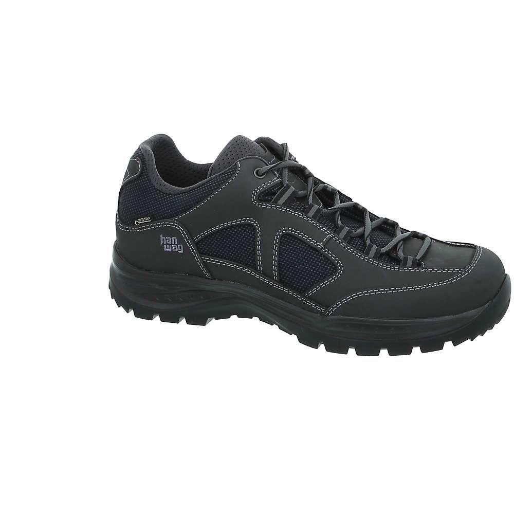 ハンワグ Hanwag メンズ ハイキング・登山 シューズ・靴【Gritstone II GTX Boot】Asphalt/Black