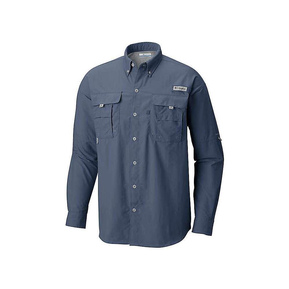 コロンビア Columbia メンズ ハイキング・登山 トップス【Bahama II LS Shirt】Dark Mountain