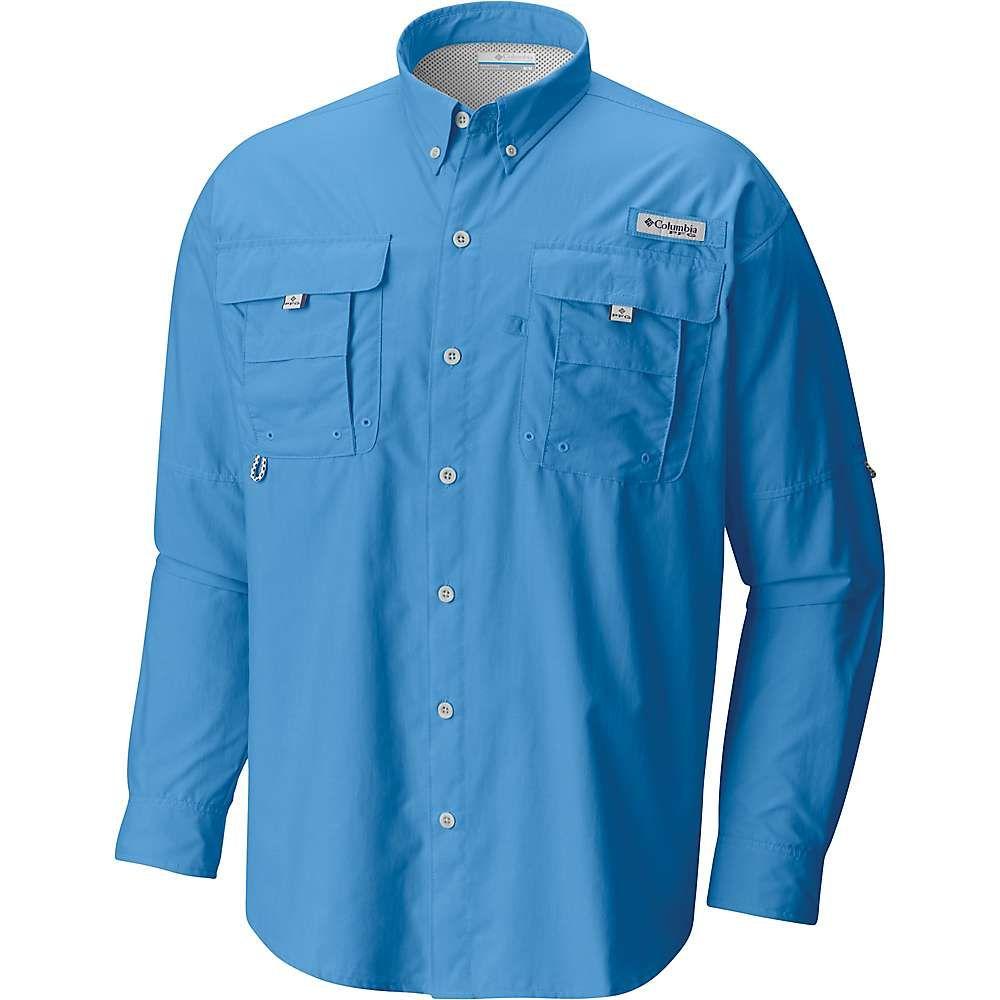 コロンビア Columbia メンズ ハイキング・登山 トップス【Bahama II LS Shirt】Yacht