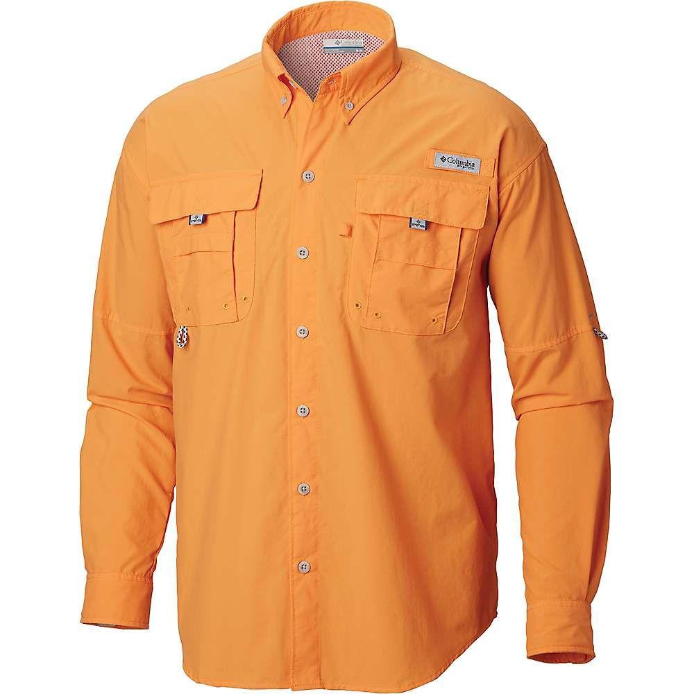 コロンビア Columbia メンズ ハイキング・登山 トップス【Bahama II LS Shirt】Koi