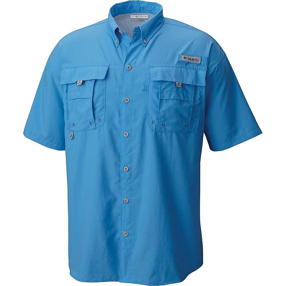 コロンビア Columbia メンズ ハイキング・登山 トップス【Bahama II SS Shirt】Yacht