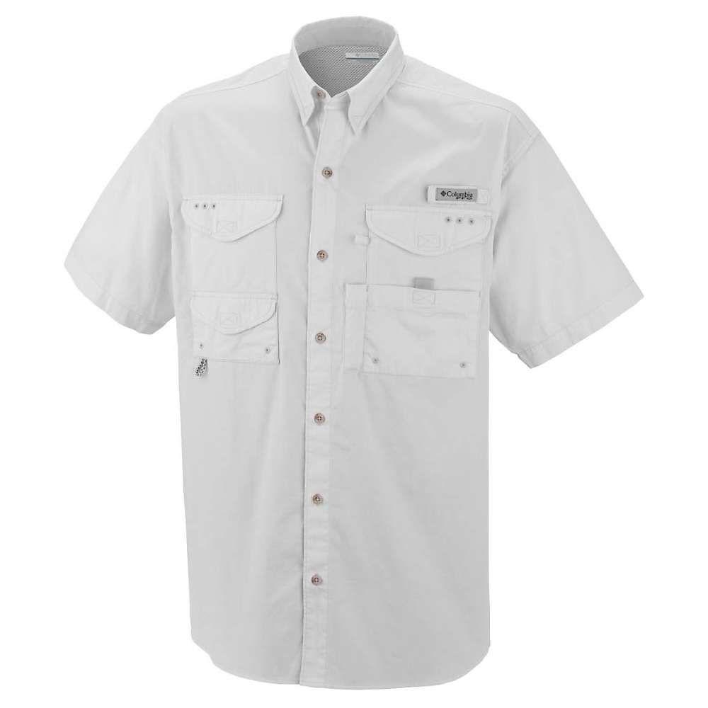 コロンビア Columbia メンズ ハイキング・登山 トップス【Bonehead SS Shirt】White