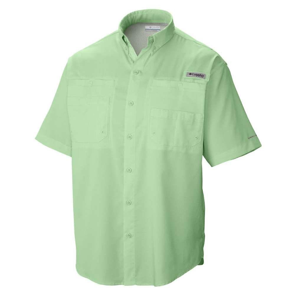 コロンビア Columbia メンズ ハイキング・登山 トップス【Tamiami II SS Shirt】Key West