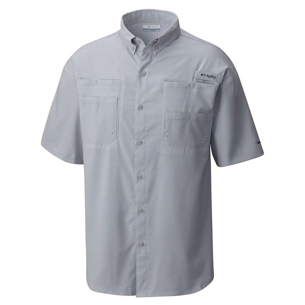 コロンビア Columbia メンズ ハイキング・登山 トップス【Tamiami II SS Shirt】Cool Grey