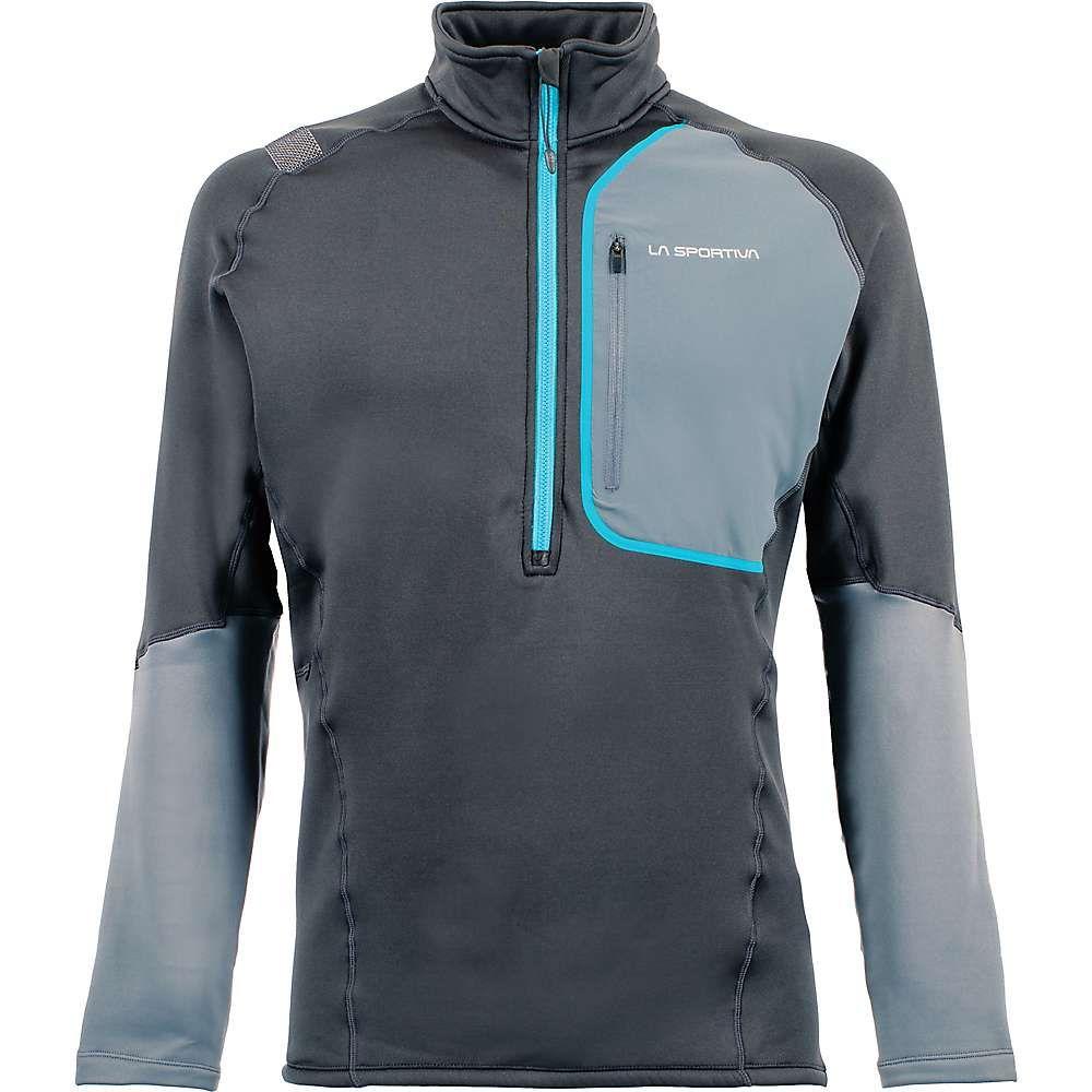 ラスポルティバ La Sportiva メンズ ハイキング・登山 トップス【Millennium Pullover】Carbon/Slate