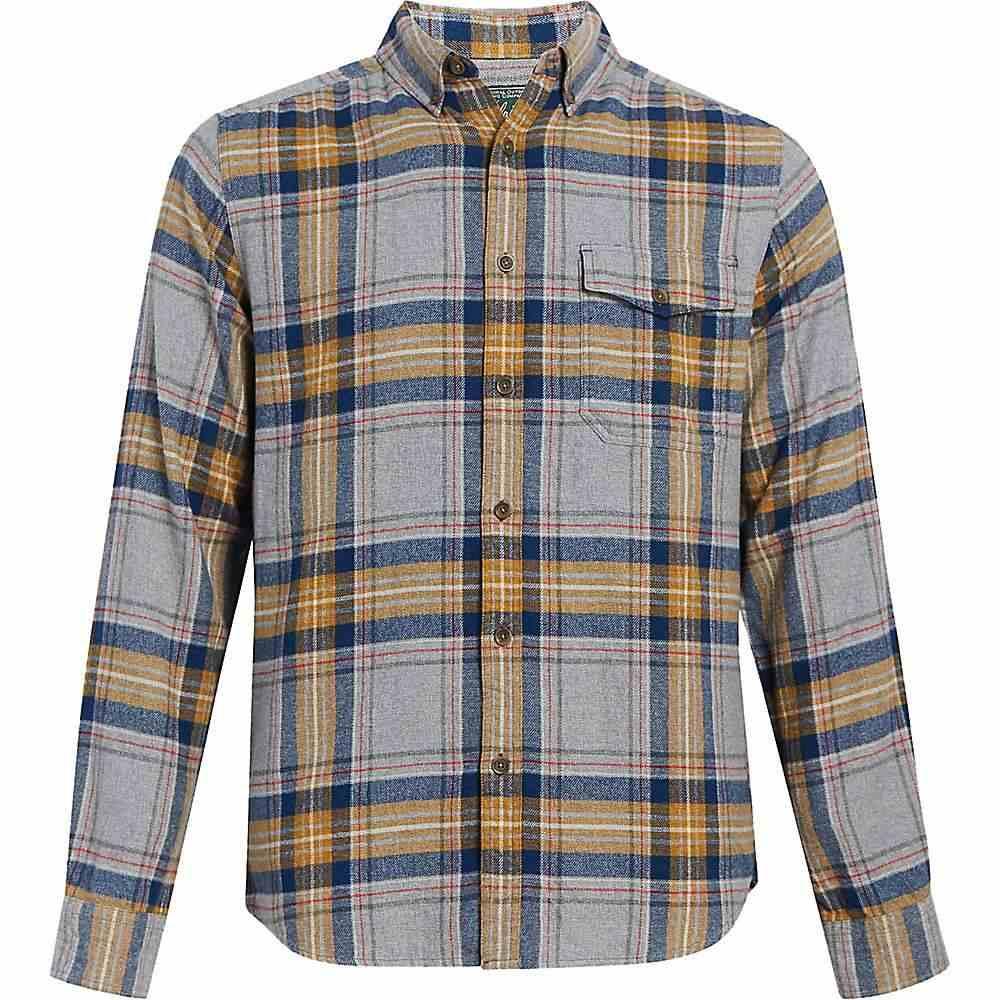 ウールリッチ Woolrich メンズ ハイキング・登山 トップス【Eco Rich Twisted Rich II Shirt】Cinder