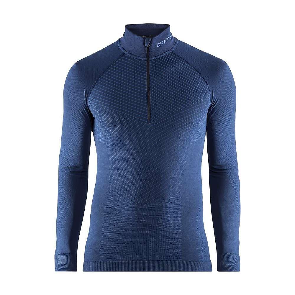クラフト Craft Sportswear メンズ ハイキング・登山 トップス【Craft Active Intensity Zip Top】Maritime