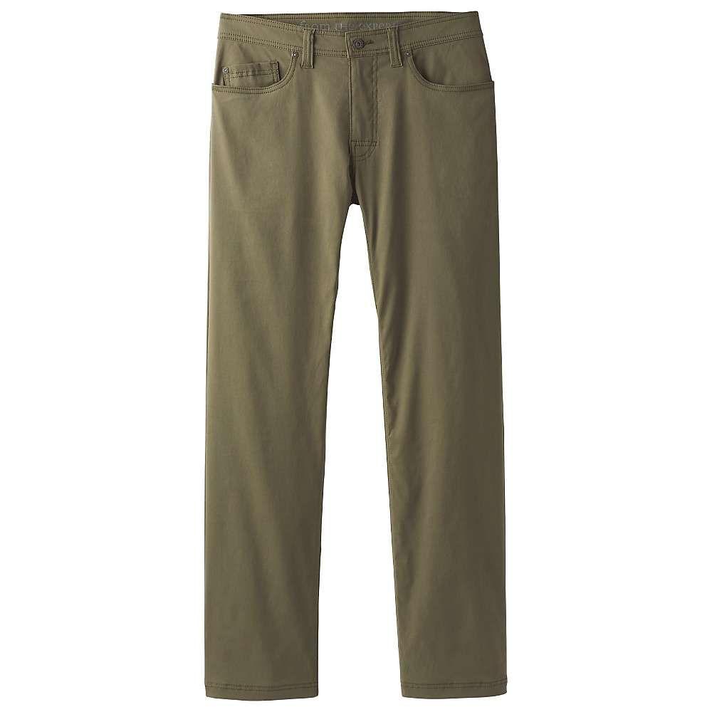 プラーナ Prana メンズ ハイキング・登山 ボトムス・パンツ【Brion Pant】Cargo Green