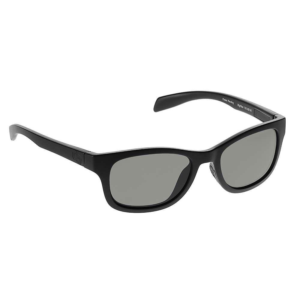 ネイティブ メンズ ファッション小物 メガネ・サングラス Matte Black/Grey 【サイズ交換無料】 ネイティブ Native メンズ メガネ・サングラス【Highline Polarized Sunglasses】Matte Black/Grey