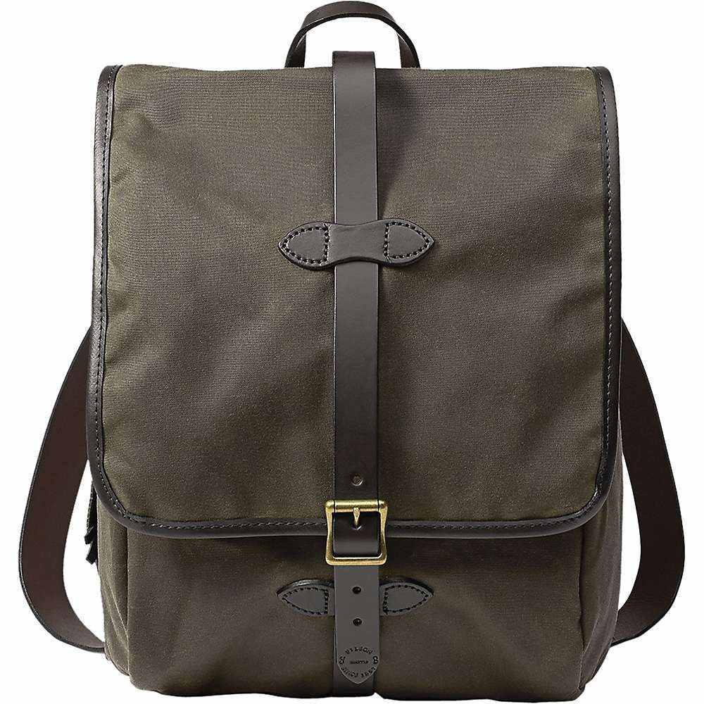 フィルソン Filson メンズ ハイキング・登山 バックパック・リュック【Tin Cloth Backpack】Otter Green