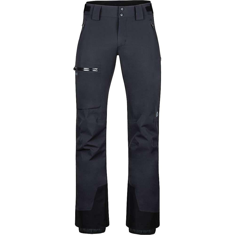マーモット Marmot メンズ ハイキング・登山 ボトムス・パンツ【Refuge Pant】Black