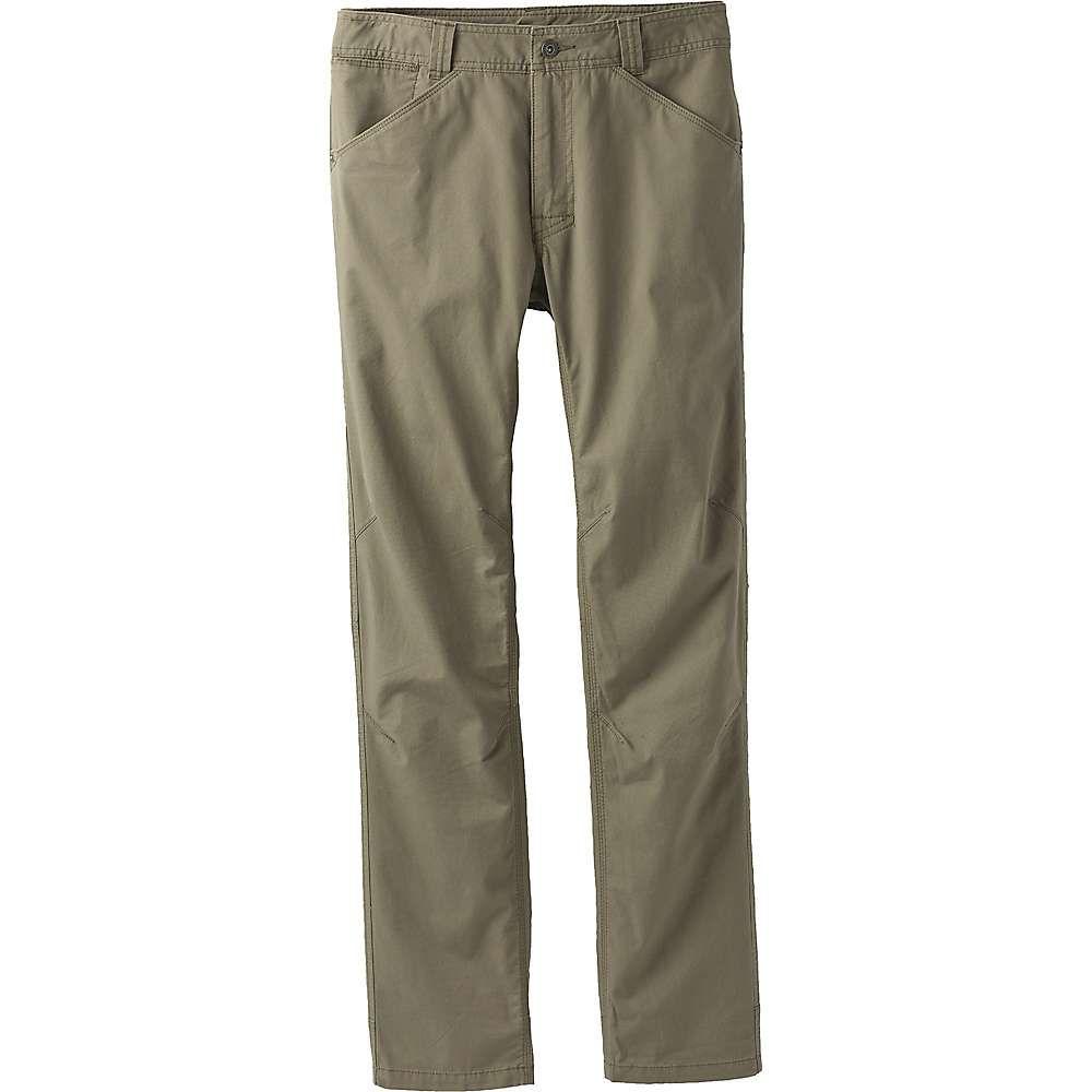 プラーナ Prana メンズ ハイキング・登山 ボトムス・パンツ【Santiago Pant】Slate Green