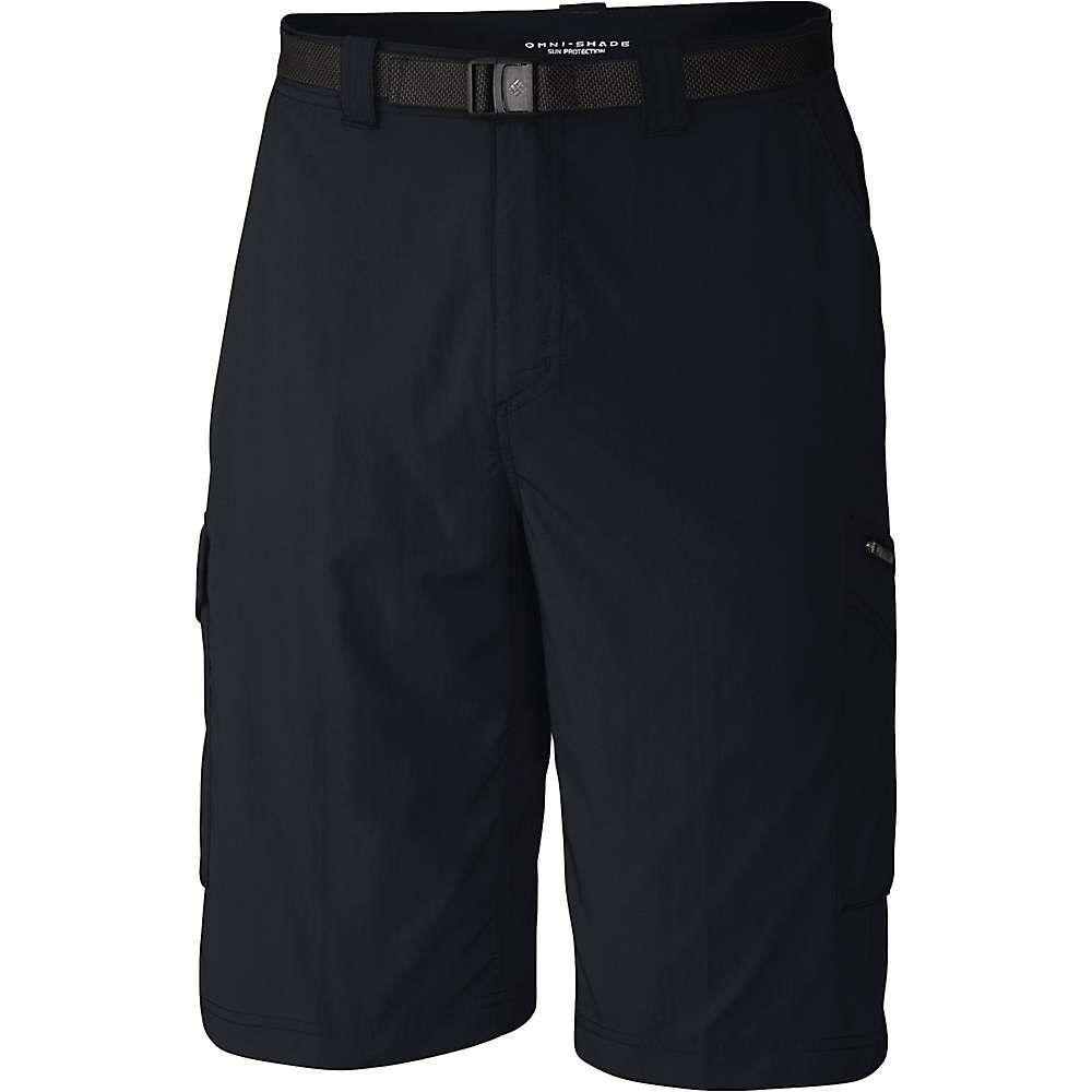 コロンビア Columbia メンズ ハイキング・登山 ボトムス・パンツ【Silver Ridge Cargo 12IN Short】Black