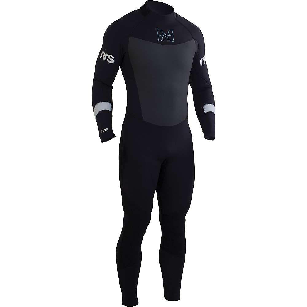 エヌアールエス NRS メンズ 水着・ビーチウェア ウェットスーツ【Radiant 3/2mm Wetsuit】Black