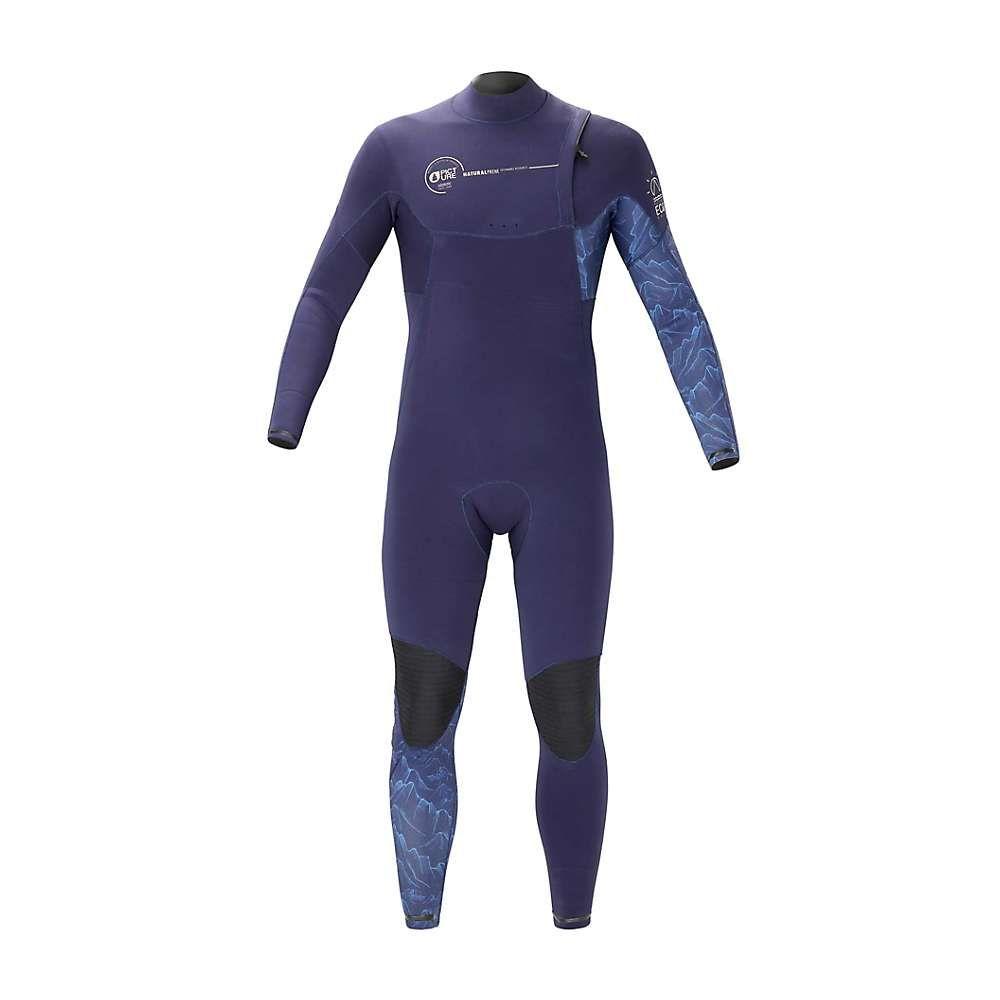 ピクチャー Picture メンズ 水着・ビーチウェア ウェットスーツ【Civic 3.2 Zip Free Wet Suit】Dark Blue Print