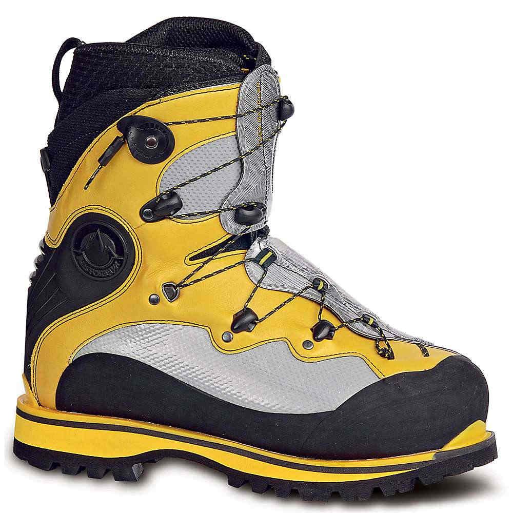 ラスポルティバ メンズ 登山 シューズ・靴【La Sportiva Spantik Boot】Yellow / Grey / Black