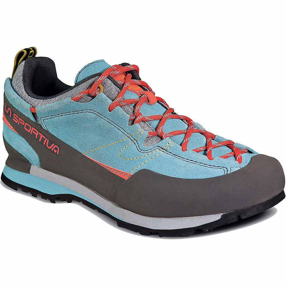 ラスポルティバ レディース ハイキング シューズ・靴【La Sportiva Boulder X Shoe】Ice Blue