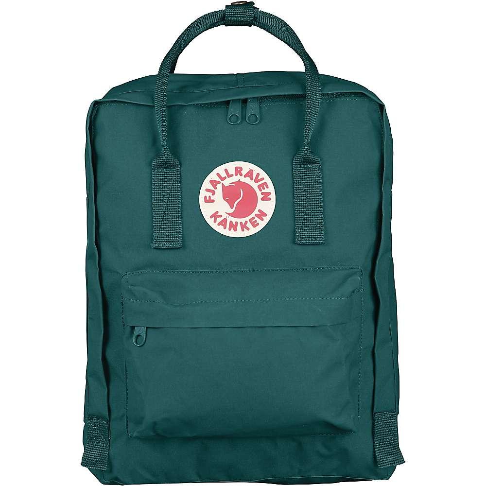 フェールラーベン メンズ バッグ バックパック・リュック【Fjallraven Kanken Backpack】Ocean Green