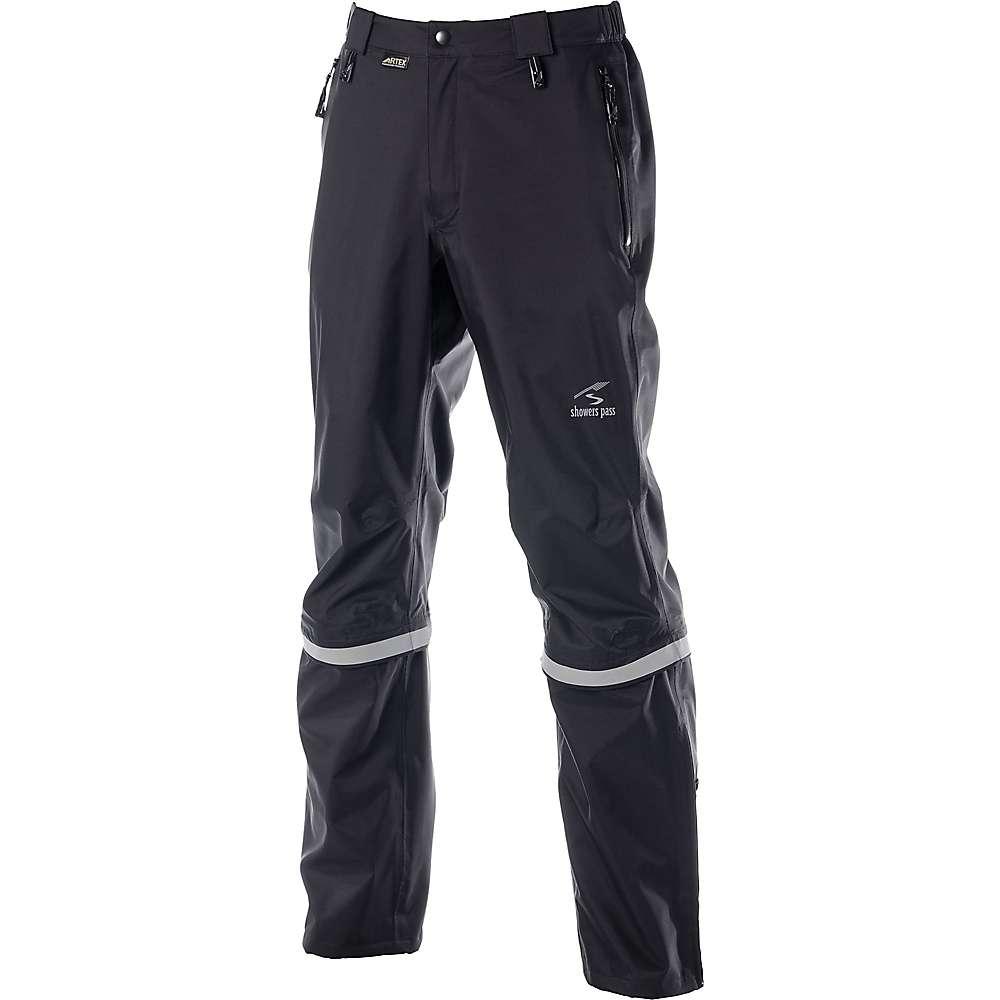 シャワーズ パス メンズ サイクリング ウェア【Showers Pass Club Convertible 2 Pant】Black