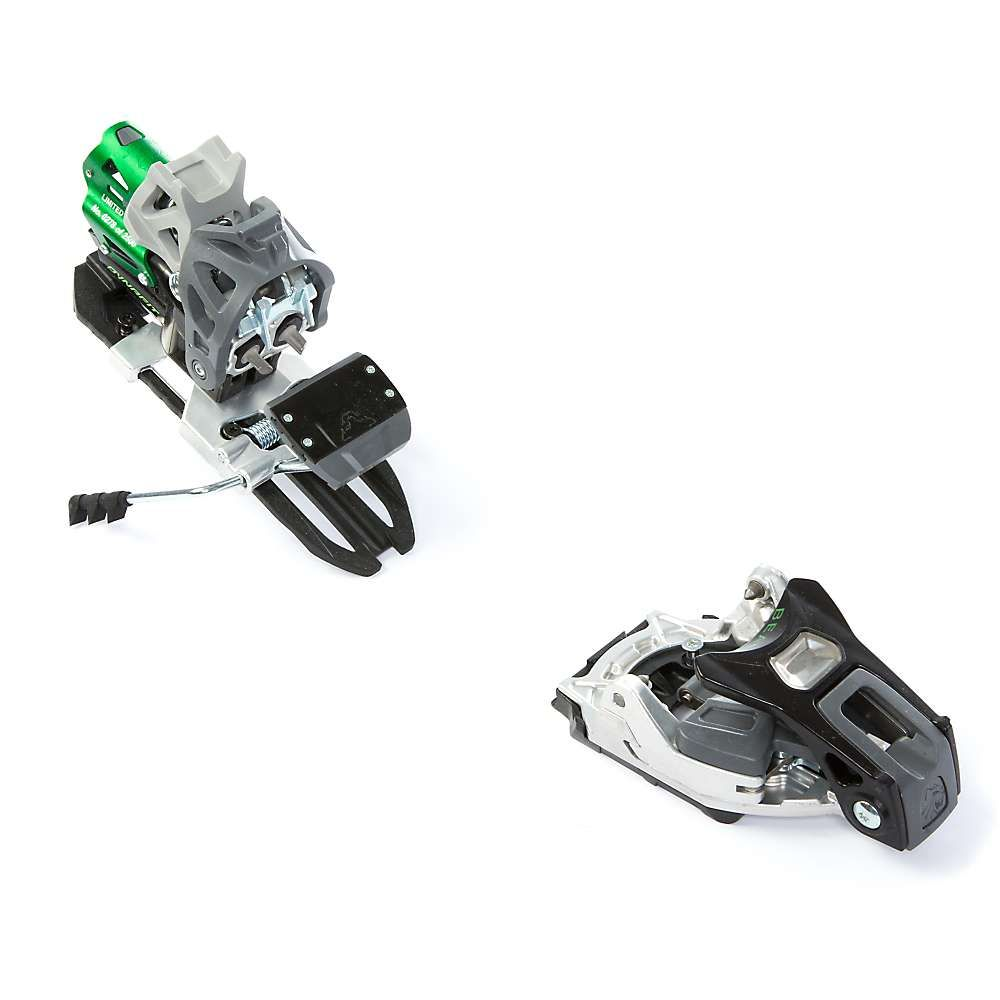 ダイナフィット Dynafit ユニセックス スキー・スノーボード ビンディング【Beast 16 Brakes】Black/Green
