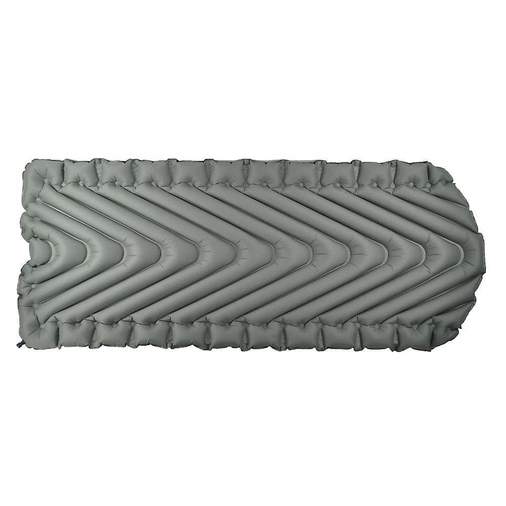 クライミット Klymit ユニセックス ハイキング・登山【Static V Luxe Sleeping Pad】Stone Gray/Black