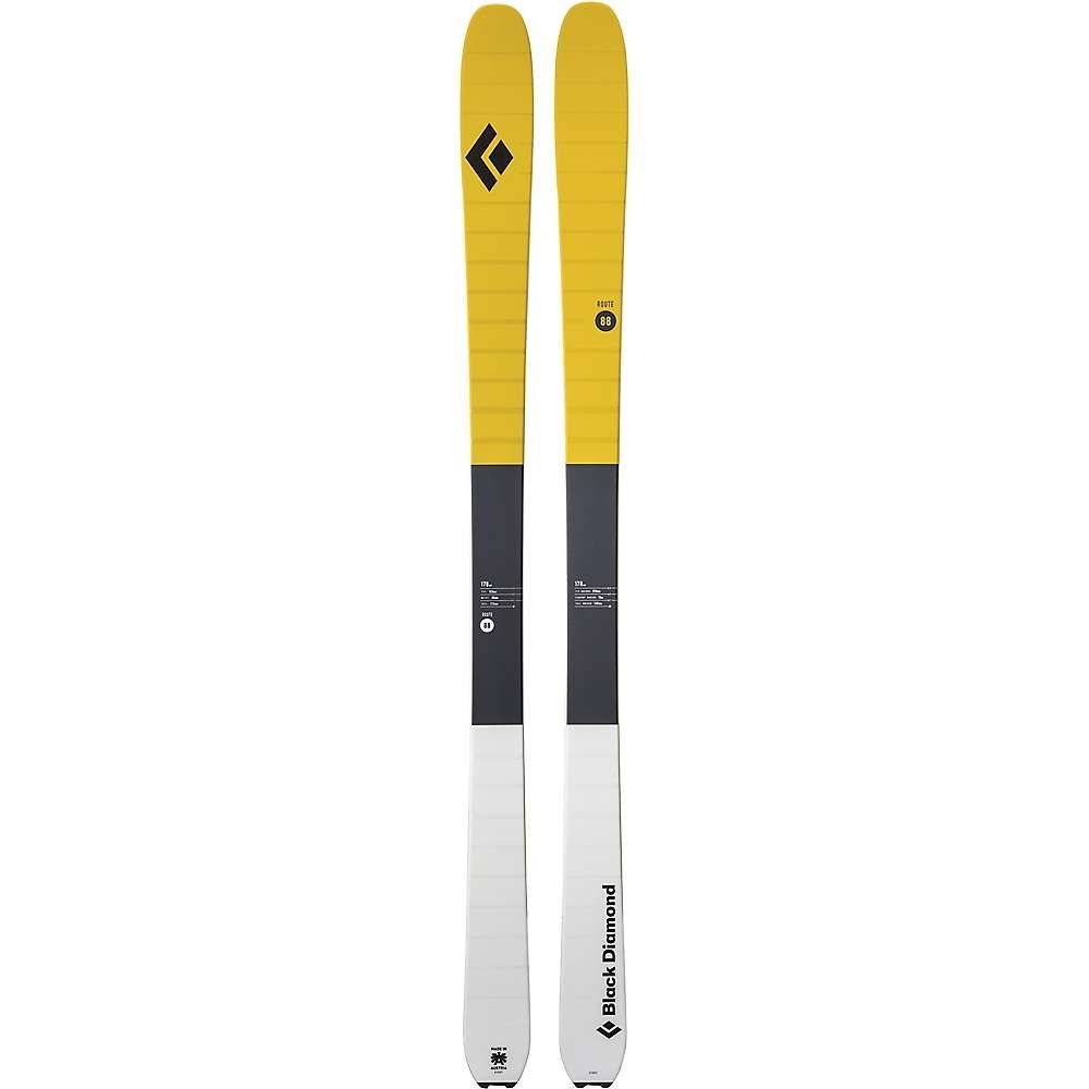ブラックダイヤモンド Black Diamond ユニセックス スキー・スノーボード ボード・板【Route 88 Skis】Ochre