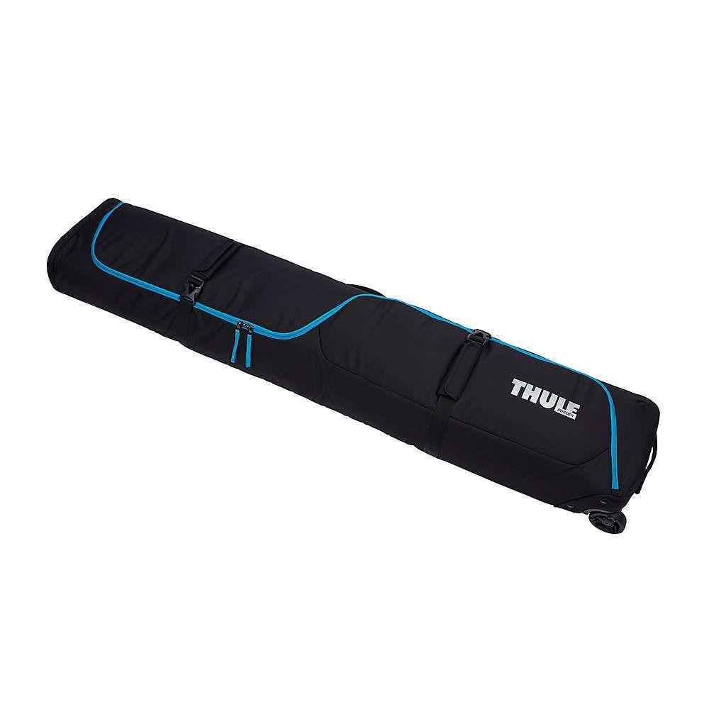 スーリー Thule ユニセックス スキー・スノーボード【RoundTrip Ski Roller Bag】Black