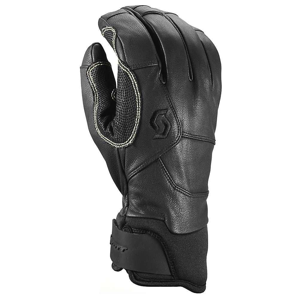 スコット Scott USA ユニセックス スキー・スノーボード グローブ【Explorair Premium GTX Glove】Black