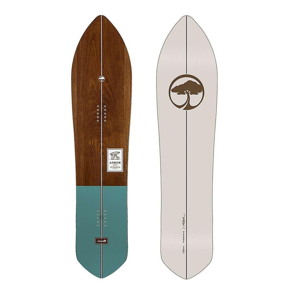 アーバー Arbor ユニセックス スキー・スノーボード ボード・板【Terrapin Snowboard】