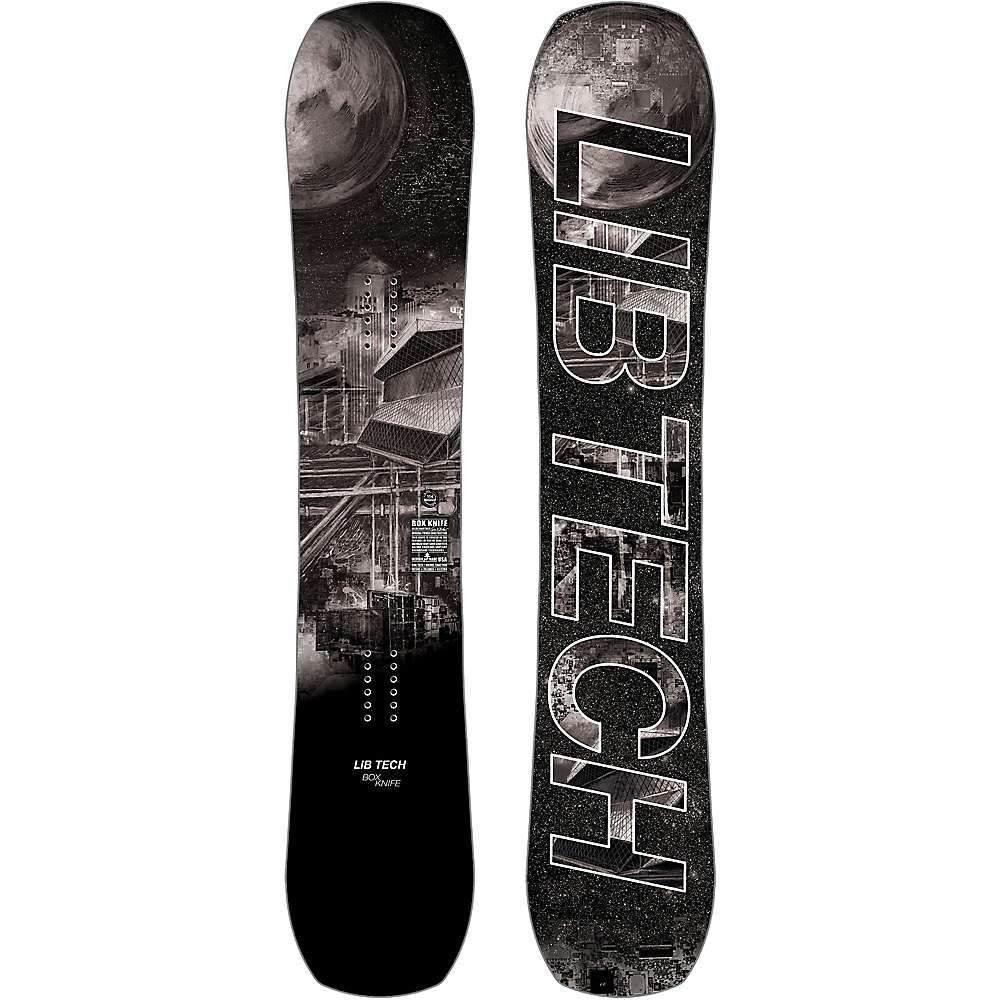 リブテック Lib Tech ユニセックス スキー・スノーボード ボード・板【Box Knife Snowboard】